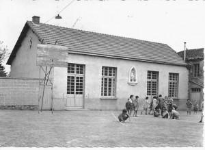 Notre école à la fin des années 50