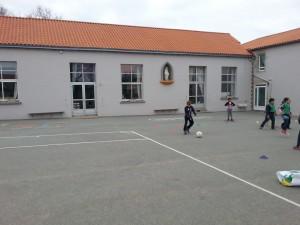 Notre école en 2015